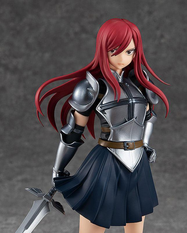 Fairy tail final season statuette pvc pop up parade erza scarlet 17 cm 9