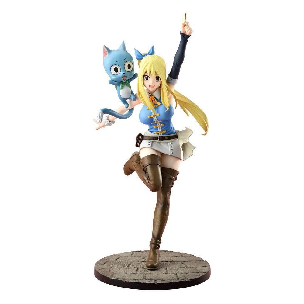 Fairy tail lucy suukoo toys figurine 1