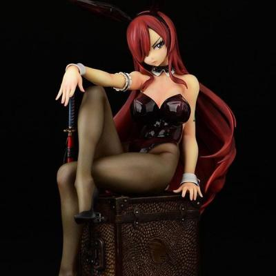 Fairy Tail statuette PVC 1/6 Erza Scarlet Bunny Girl Style 20 cm