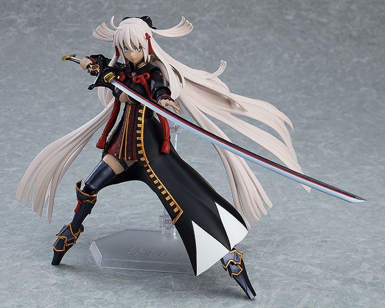 Fate grand order figurine figma alter ego okita souji 1