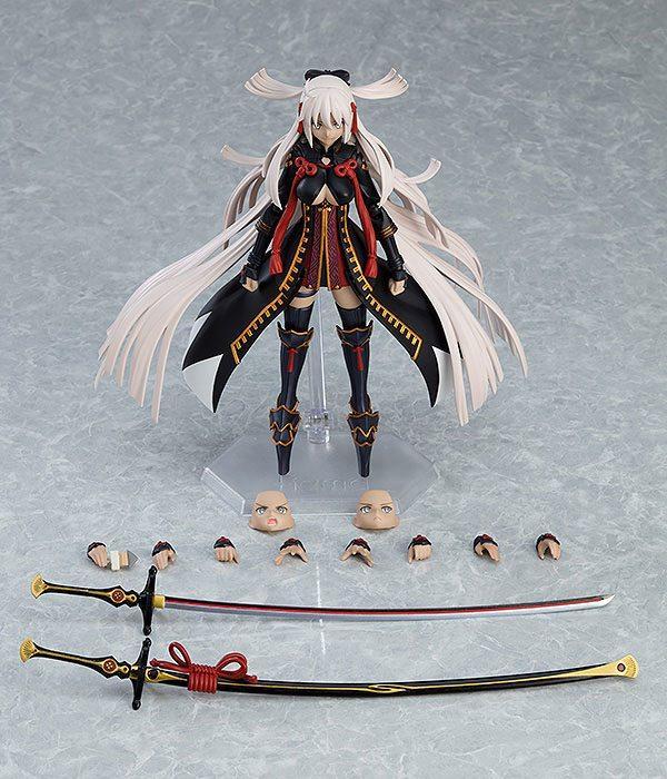 Fate grand order figurine figma alter ego okita souji 4