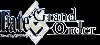 Fate grand order logo 1
