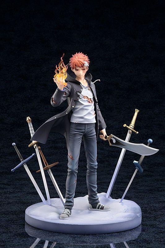 Fate kaleid liner prisma illya statuette shirou emiya suukoo toys 1