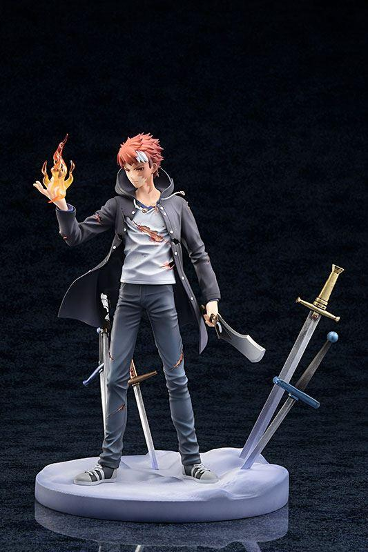 Fate kaleid liner prisma illya statuette shirou emiya suukoo toys 10