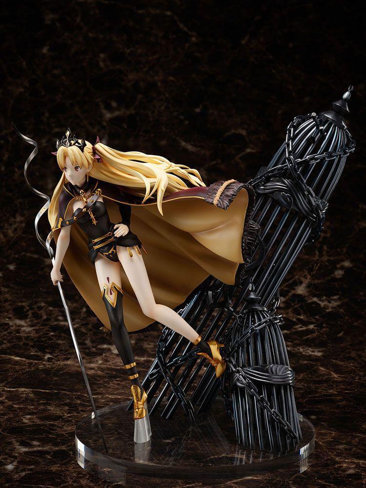 Fategrand order absolute demonic front babylonia statuette pvc 17 lancerereshkigal 26 cm 2