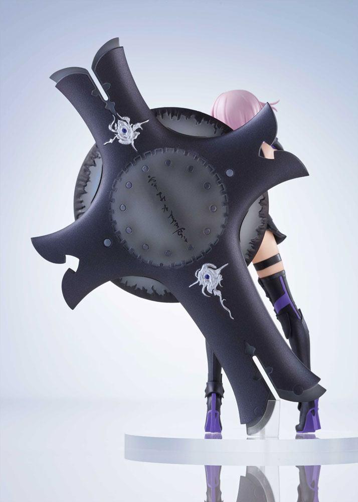 Fategrand order statuette conofig pvc shieldermash kyrielight 15 cm 4