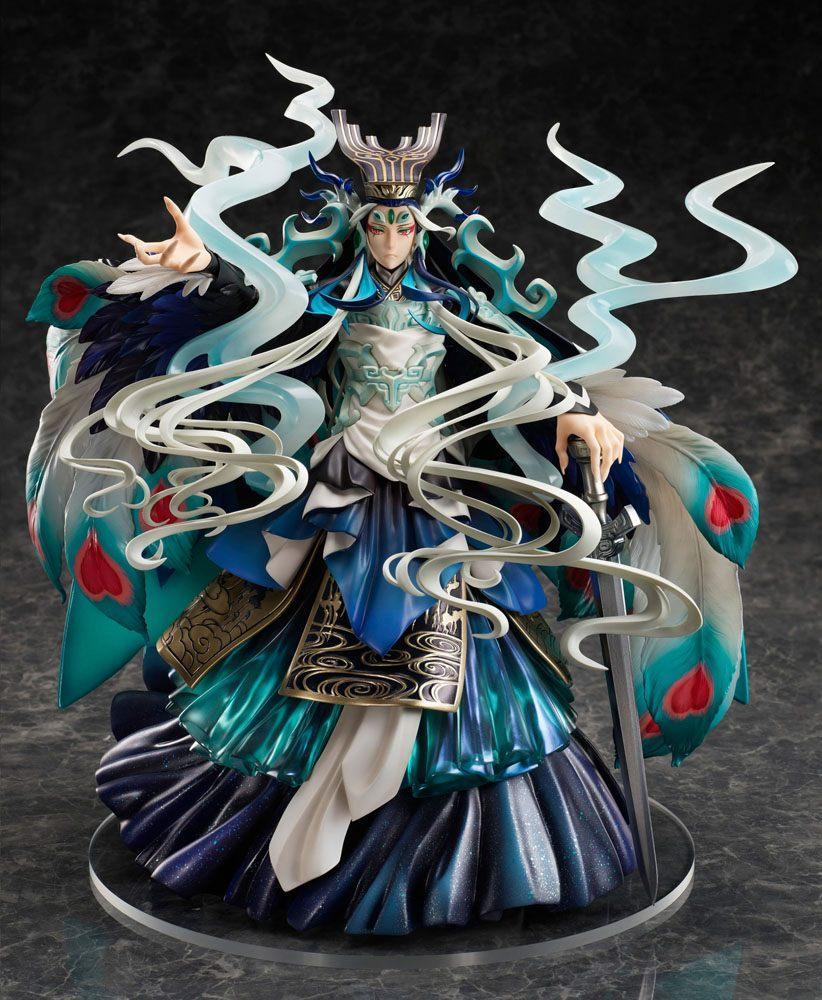 Fategrand order statuette pvc 17 rulerqin 32 cm 2