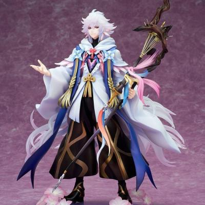 Fategrand order statuette pvc 18 caster merlin limited distribution 28 cm 1
