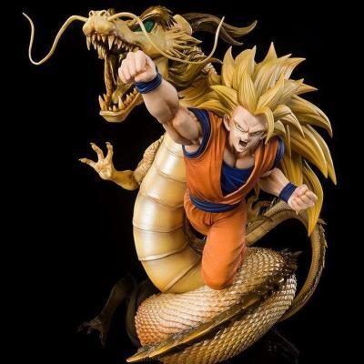 Dragon Ball Z statuette PVC FiguartsZERO (Extra Battle) Super Saiyan 3 Son Goku 21 cm