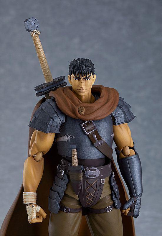 Figurine berserk guts action figure figma collection maxfactory 17cm 8