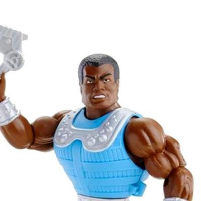 Masters of the Universe Origins 2020 figurine Deluxe Clamp Champ 14 cm