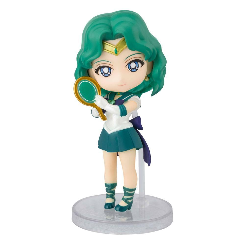 Figurine figuarts mini super sailor neptune eternal edition 9 cm