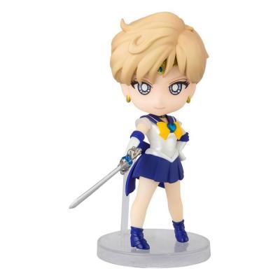 Sailor Moon Eternal figurine Figuarts mini Super Sailor Uranus (Eternal Edition) 9 cm
