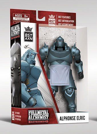 Figurine fullmetal alchemist 7
