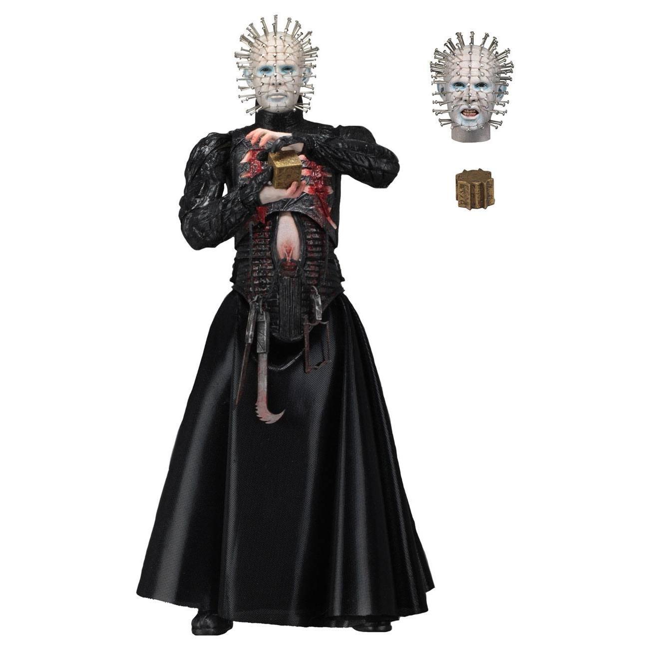 Figurine hellraiser ultimate pinhead 17 cm neca 1