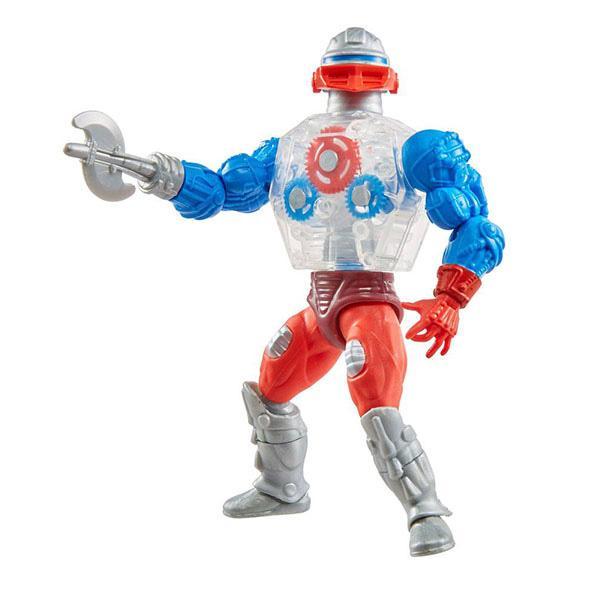 Figurine mattel roboto les maitres de l univers motu suukoo toys