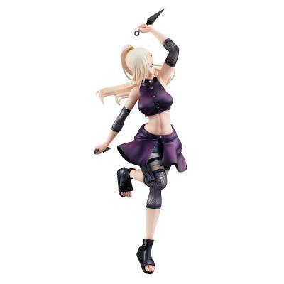 Figurine naruto ino yamanaka 21 cm statuette galsmegahouse 5