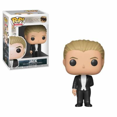 Titanic Figurine POP! Movies Vinyl Jack 9 cm