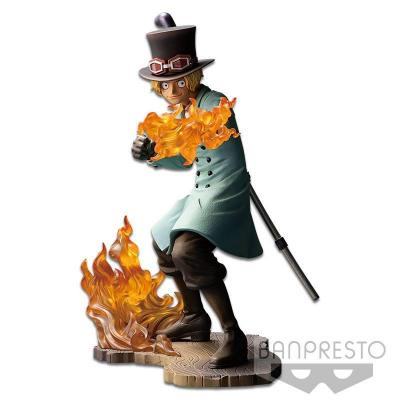 One Piece Stampede statuette PVC Posing Series Sabo 15 cm
