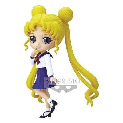 Sailor Moon Eternal The Movie figurine Q Posket Usagi Tsukino Ver. A 14 cm
