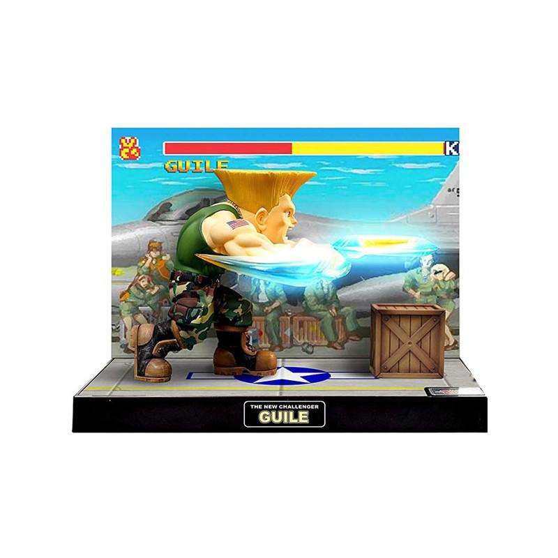 Figurine street fighter sonic boom guile collection big boys toys