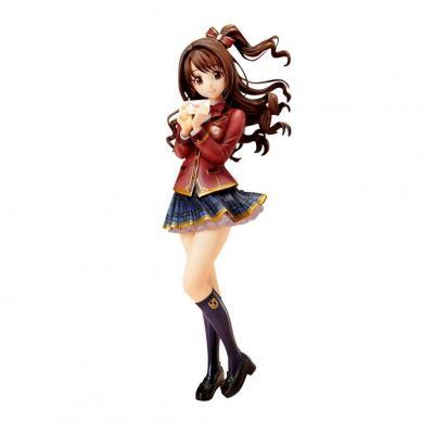 The Idolmaster Cinderella Girls statuette PVC 1/8 Uzuki Shimamura Love Letter Ver. 21 cm