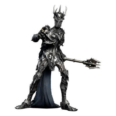 Le Seigneur des Anneaux figurine Weta Lord Sauron Mini Epics 23 cm