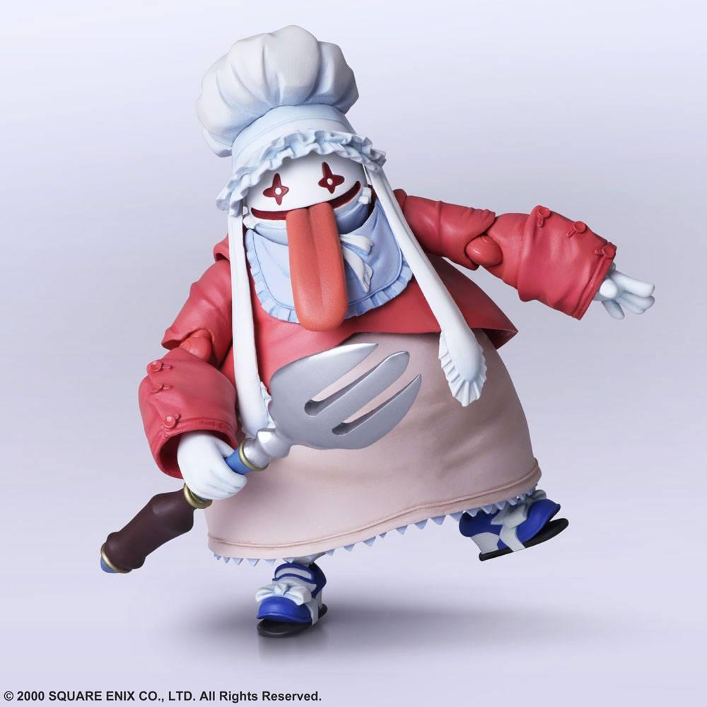 Final fantasy ix figurines bring arts eiko carol quina quen 10