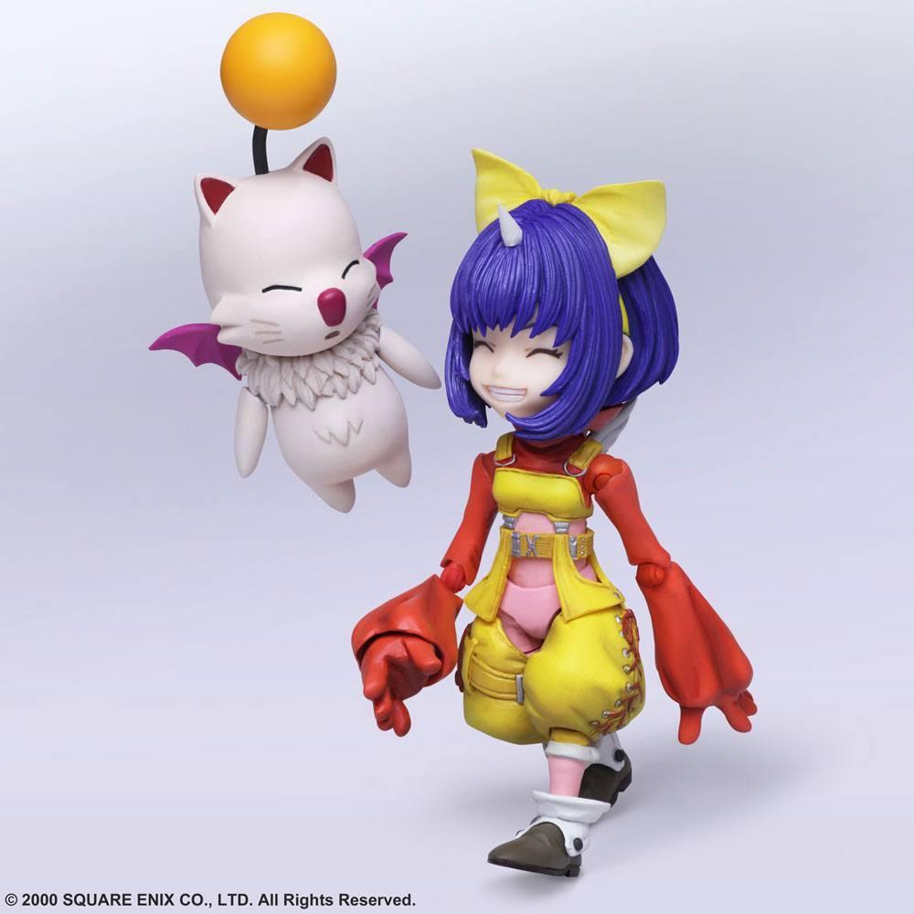Final fantasy ix figurines bring arts eiko carol quina quen 7