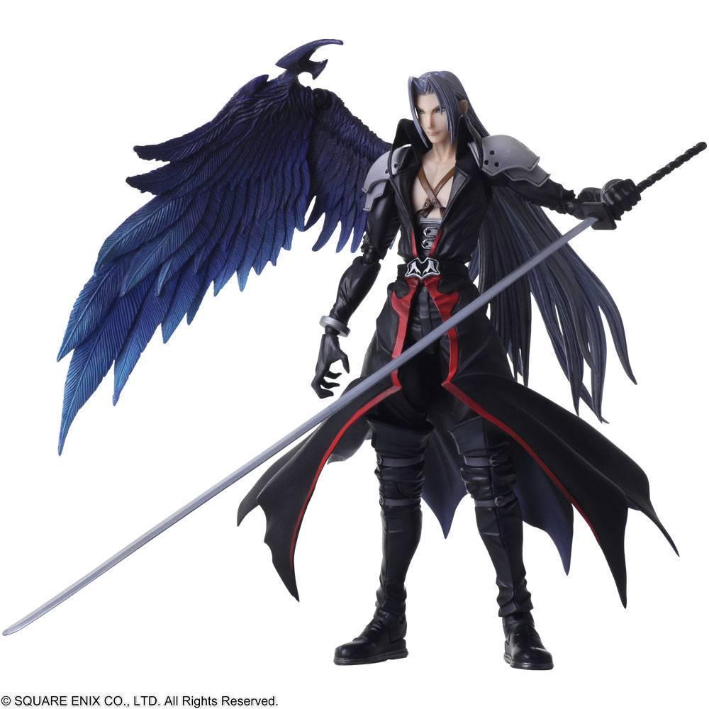 Final fantasy vii figurine bring arts sephiroth another form ver 18 cm 1