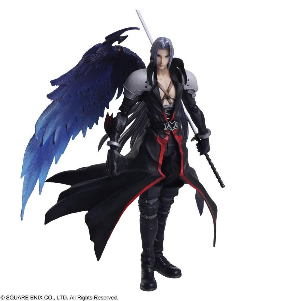 Final fantasy vii figurine bring arts sephiroth another form ver 18 cm 3