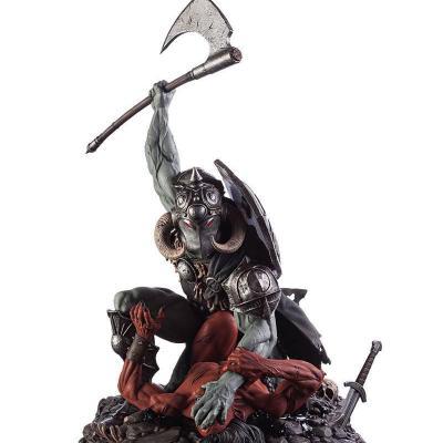 Frazetta Legacy Series statuette 1/6 Death Dealer 34 cm