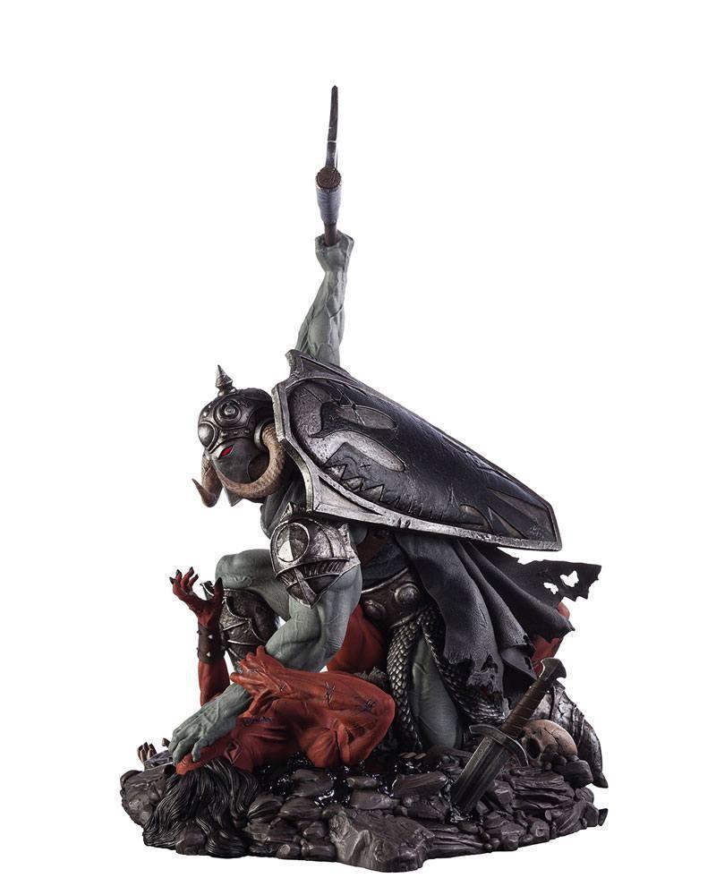 Frazetta legacy series statuette 16 death dealer 34 cm 3
