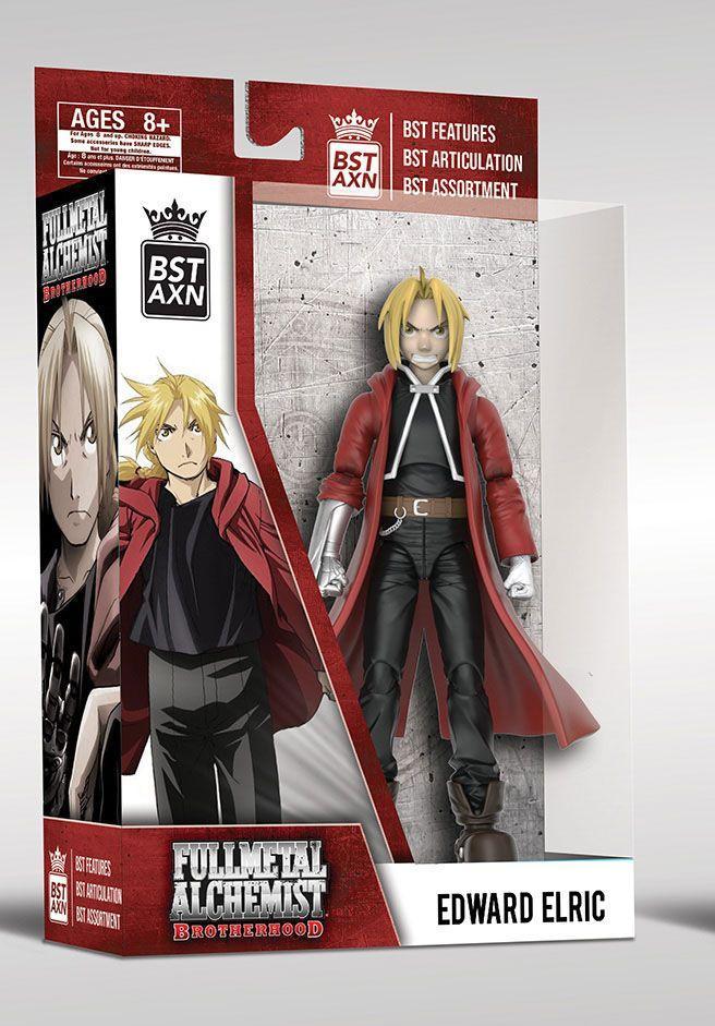 Fullmetal alchemist figurine bst axn edward elric 13 cm 5