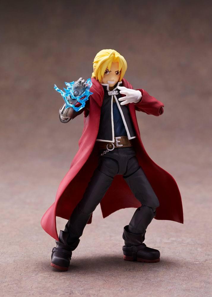 Fullmetal alchemist figurine edward elric 4