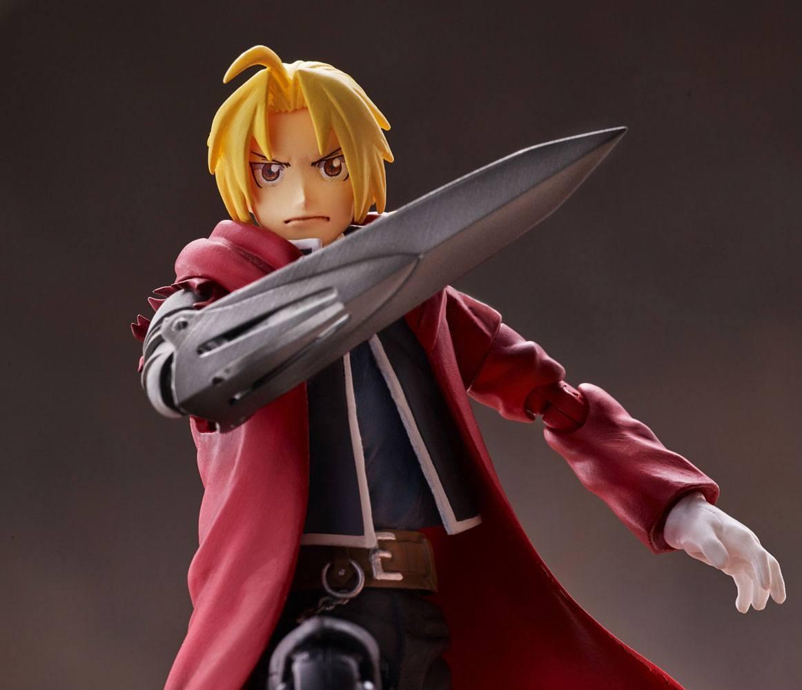 Fullmetal alchemist figurine edward elric 5