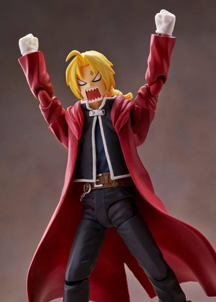 Fullmetal alchemist figurine edward elric 6