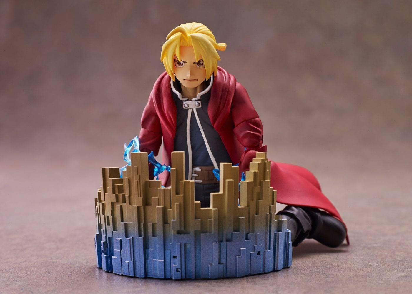 Fullmetal alchemist figurine edward elric 7
