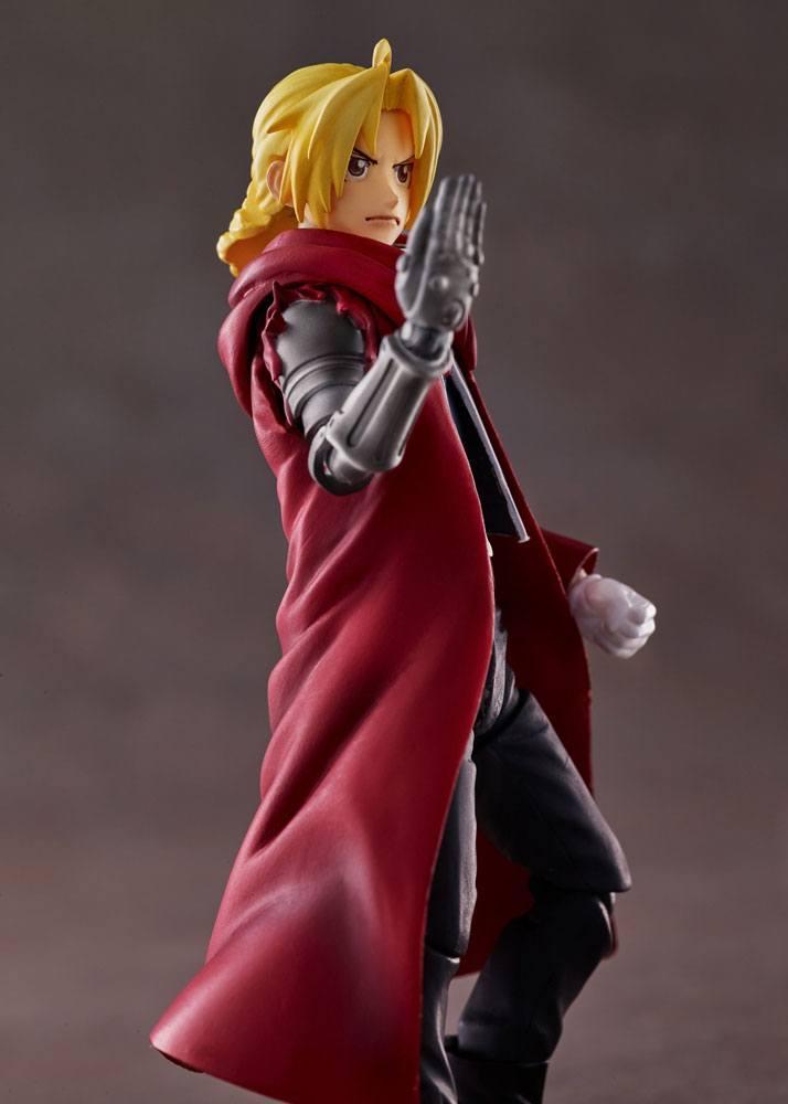 Fullmetal alchemist figurine edward elric 8
