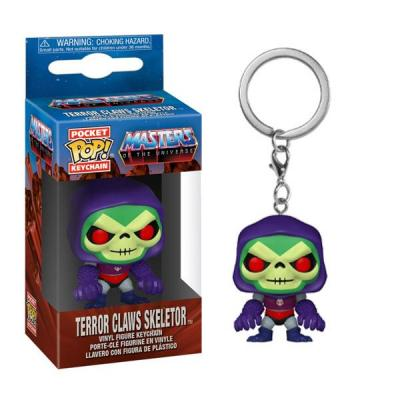 Masters of the Universe Pocket Pop Skeletor With Terror Claws