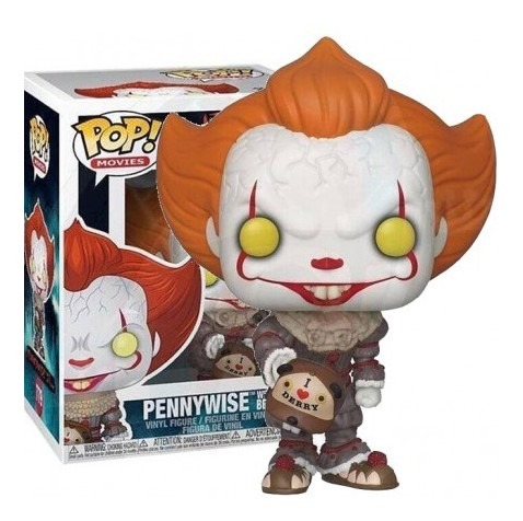 Funko pop pennywise it chapter two exclusivo fye d nq np 687177 mlm31646669306 072019 f
