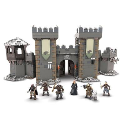 Game of throne megacontruction jeu figurine mattel