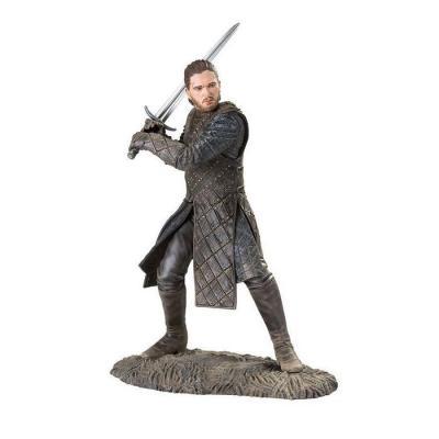 Game of Thrones statuette PVC Jon Snow Battle of the Bastards 20 cm
