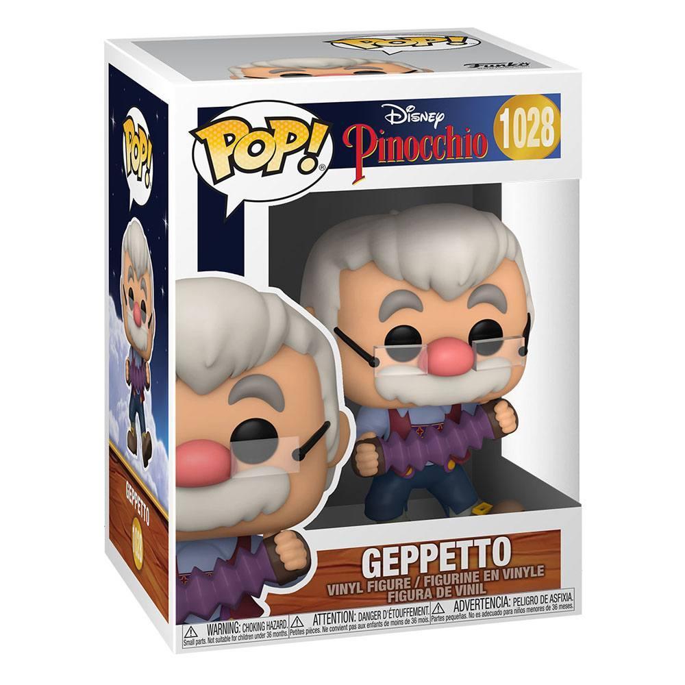 Geppetto disney pop