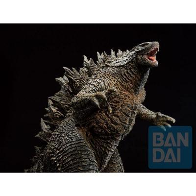 Godzilla vs. Kong statuette PVC Ichibansho Godzilla 20 cm