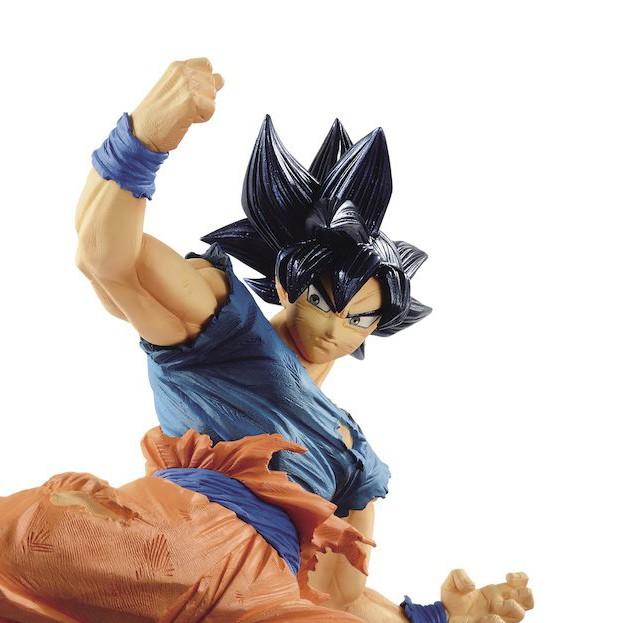 Goku ultra instinct non maitrise fes vol 10