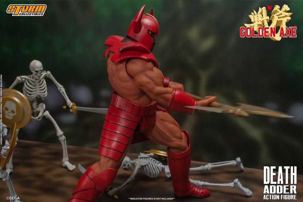Golden axe figurine death adder 26cm storm collectibles suukoo toys 1