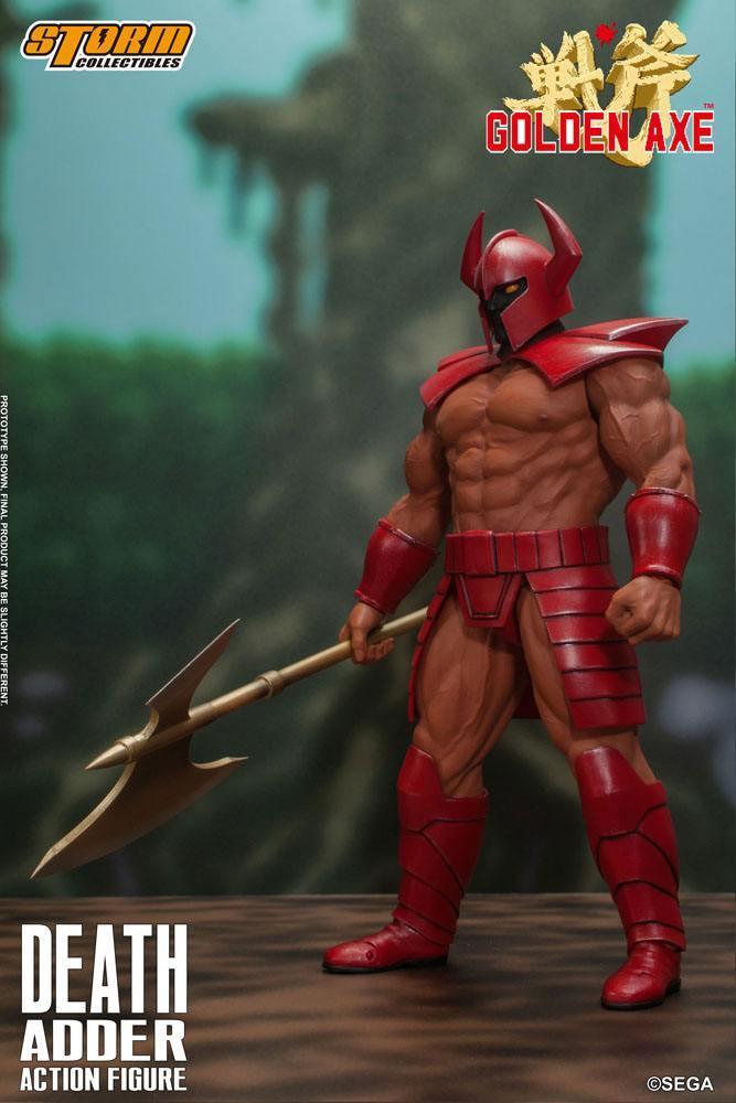 Golden axe figurine death adder 26cm storm collectibles suukoo toys 8