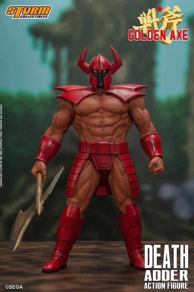 Golden axe figurine death adder 26cm storm collectibles suukoo toys 9