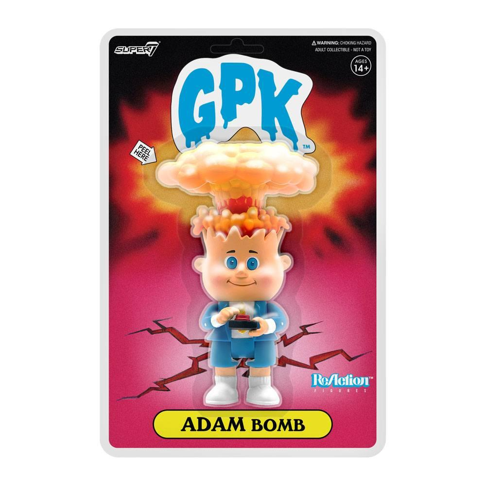 Gpk les crados figurine super 7 2